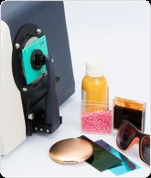 台式分光测色仪可测量液体固体粉末
