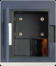 台式分光测色仪测量透射样品